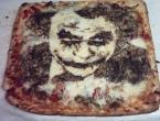 Dark Knight Pizza: The Joker Pizza