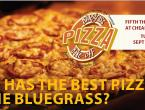 4th Annual Bluegrass Pizza Bake-off