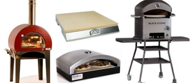 Outdoor Pizza Baking Options For Your Grill Or Patio