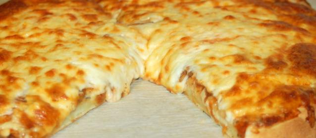Bobli Pizza Crust