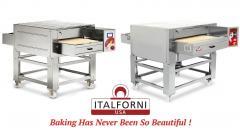 Italforni TS Stone Conveyor Ovens