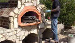 Outdoor DIY Pizza Oven