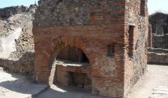 Pompeii Brick Oven