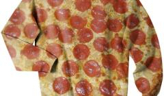 Pizza is now Fashion