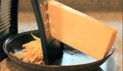 Shredding your own cheese