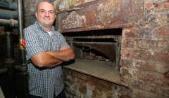 David Sheridan Coal Oven