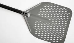 Pizza Peel 33X33Cm, Aluminium Head, Carbon Fibers Handle 150 Cm