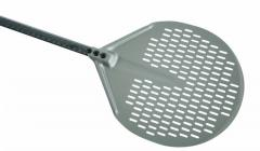 Round, Pizza Peel 36Cm , Aluminum Head, Carbon Fiber Handle 150 Cm