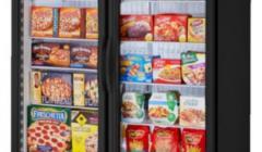 True Glass Door Merchandiser Freezer