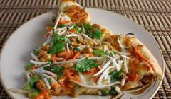 Thai, Pizza, Sweet Chili Sauce