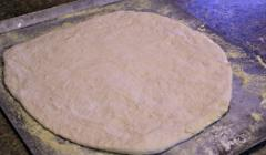 Homemade Artisan Pizza