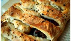 Stromboli, breakfast